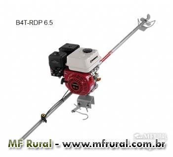 Motor B4T RDP 6.5 especial - Branco - Com rabeta curta - Sem alerta de óleo