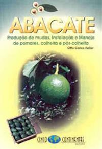 Livro Abacate -