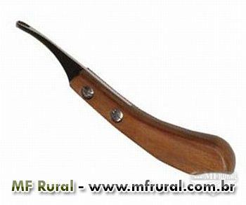 Rineta Oval Extra-Pequena para limpar Ranilha - Bovinos e Equinos