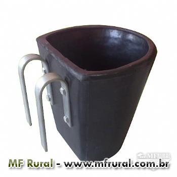 Balde Pendular - Abecel - 3 litros