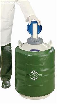 Botijão Cryofarm YDS-20 - Sem canecas