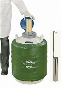 Botijão Cryofarm YDS-35-90