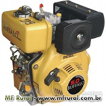 Motor Buffalo 5,0 CV - Diesel / Part. Manual ou Elétrica
