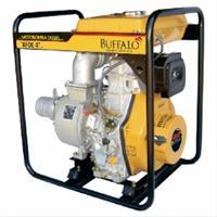 """Motobomba Bufallo BFD 4"""" x 4"""" - Autoescorvante - 10.0cv - Partida elétrica - Diesel"""