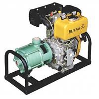 Motobomba Bufallo BFD P11/4 - Multi estágio - 5.0cv - Partida elétrica - Diesel