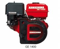 Motor Kawashima GE 1400 14,0 HP - Gasolina/ Parti. Manual ou Part. elétrica