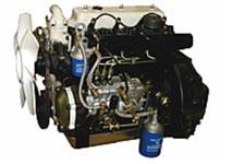 Motor Buffalo BFDE 385 17CV - Diesel/Refrigerado a água 3 cilindros