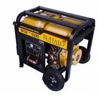 Gerador Buffalo BFDE 6500 Motossoldador - Diesel/Part.Elétrica