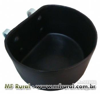Comedouro fundo - Abecel - 6 litros