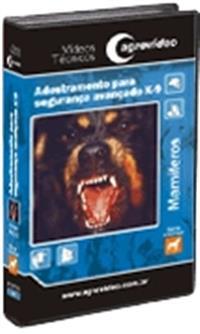 Adestramento Para Segurança Avançado k-9 - DVD