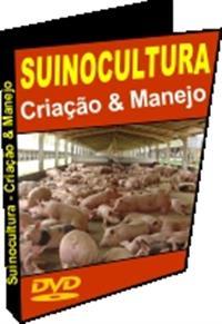 Suinocultura - Criação e Manejo - DVD