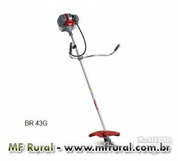 Roçadeira Lateral - BR43 G - Branco