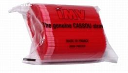 Palheta fina IMV - Rosa - Pacote 2000 unidades