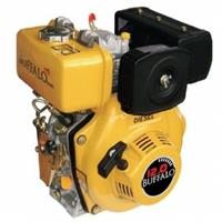 Motor Buffalo BFD 12CV - Diesel - Part. Elétrica