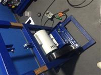 Perfuratriz Elétrica para poços Semi Artesianos