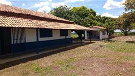 FAZENDA EM JOÃO PINHEIRO - TODA PLANA - LAVOURA E PECUÁRIA - 56 PIQUETES - SUPORTA 400 BEZERROS