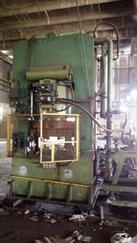 Prensa 600 ton hidraulica