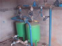 conjunto de filtro de areia para irrigacao