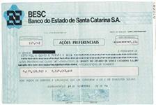 COMPRO AÇÕES DO BESC