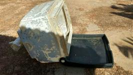 Caixa platisca para sucador canavieiro civemasa