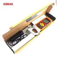 Medidor De Umidade E Temperatura Grãos Gm-640