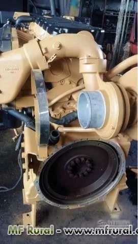 MOTOR CATERPILLAR C18