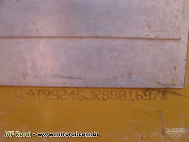 pa carregadeira cat 924g ano 2007