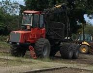 Máquina Florestal (KOMATSU