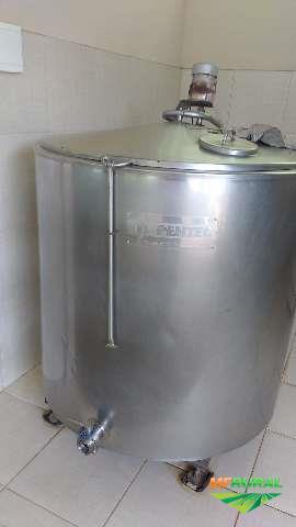 Tanque de expansão 800 litros