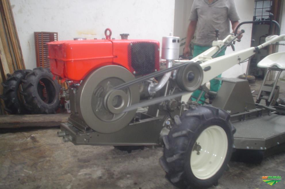 Trator Tobata Mini/Micro 4x2 ano 80