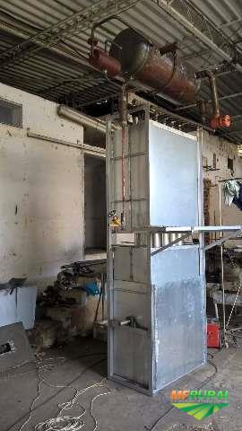 Fábrica de gelo 6tons/dia