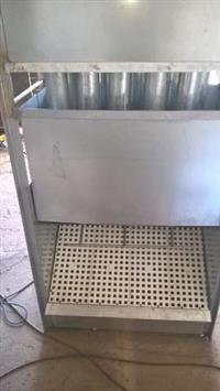 Fábrica de gelo 6 tons/dia
