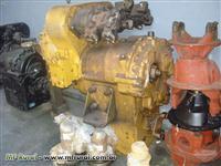 Transmissão T40000 Dana (Atlas copco ST1528 / ST 1520 / Toro 400 / LHD ) Modelo