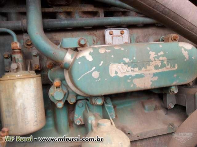 Peças e motores volvo TD63 TD73 TD122 D6ELAE3 D7ELAE3 Kit motor TD63 e TD73 novo,