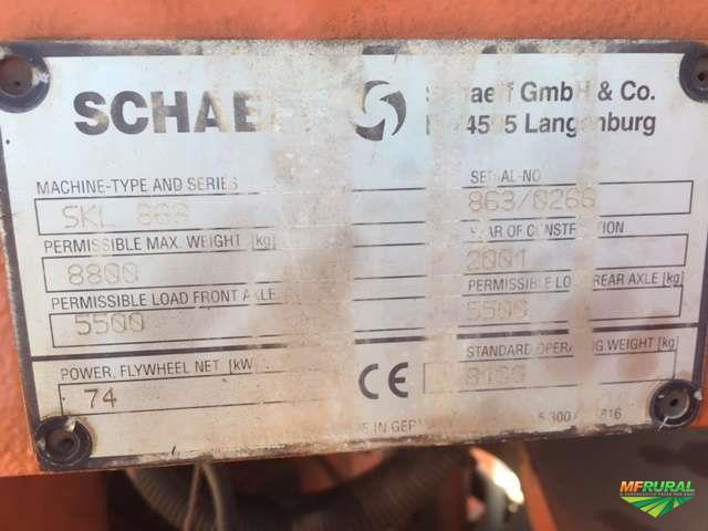 Locotrator Rebocador Tracmobile Alemão Schaeff 51-GT-14