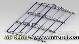 Galpões metálicos, Estruturas metálicas, Ginásios poliesportivo, Barracões metálicos, mezaninos e es