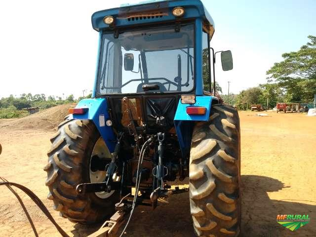 Trator New Holland TL 95 E 4x4 ano 12