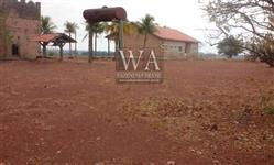 Fazenda de grande porte em região de expansão agrícola na região do vale do Araguaia em Caseara-To