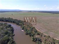 Fazenda excelente para irrigações em Brejinho de Nazaré-TO