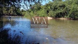 Fazenda com capacidade hídrica para irrigação no Tocantins