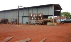 Fazenda em Região Nobre condições climáticas para duas safras anuais