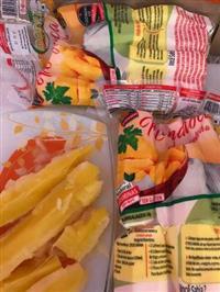 Mandioca a Vacuo Industria de Alimentos com rotas de entregas diarias!!