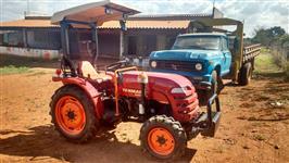Trator Yanmar 1145/4 4x4