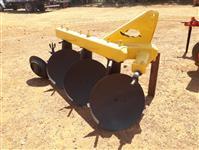 Arado 3 discos Tatu (Usado)
