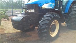 Trator New Holland T 7040