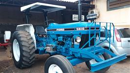 Trator Ford 5610 4x2 ano 88