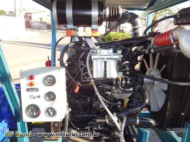 MOTOR DE IRRIGAÇÃO Mercedes OM 364 LA