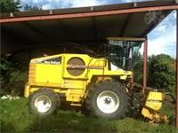 ensiladeira new holland fx40