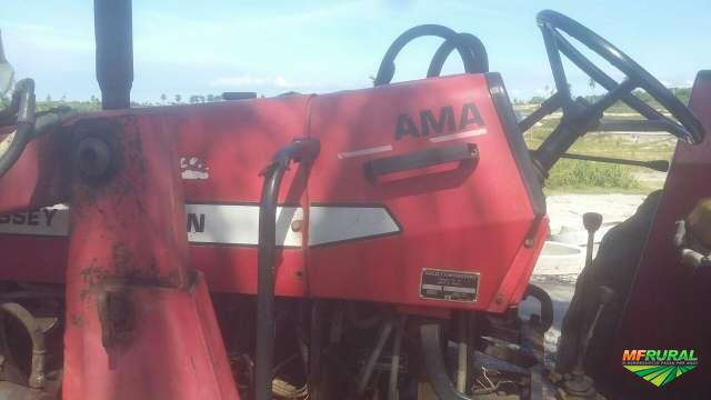 Trator Massey Ferguson 283 Advanced 4x4 ano 04