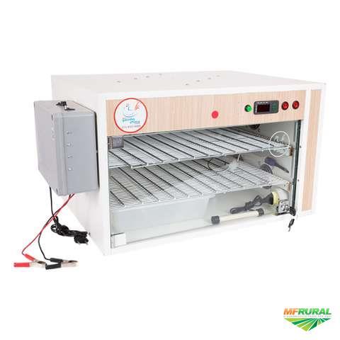 ChocadeiraAutomática220ovosTrivoltcomcontroledeumidade(TCU)